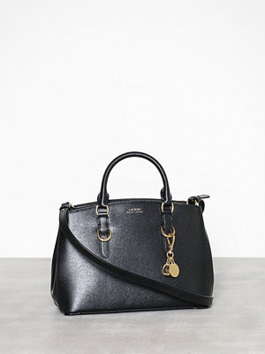Lauren Ralph Lauren Mini Zip Satchel