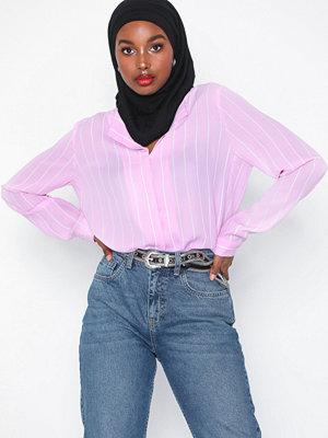 Selected Femme Slfdynella Stripe Ls Shirt B