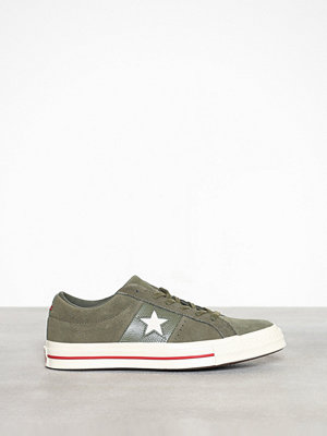 Converse One Star Ox Grön