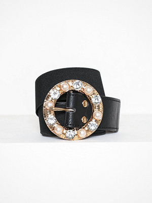 Missguided Diamante Circle Belt