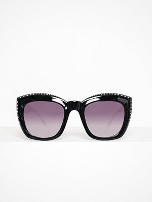 River Island Studded Smoke Lense Sunglasses