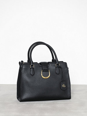 Handväskor - Lauren Ralph Lauren Medium City Satchel