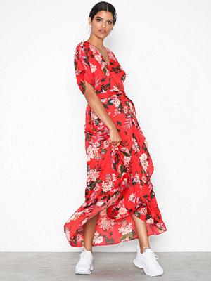 Y.a.s Yasjungle S/S Maxi Dress - Da
