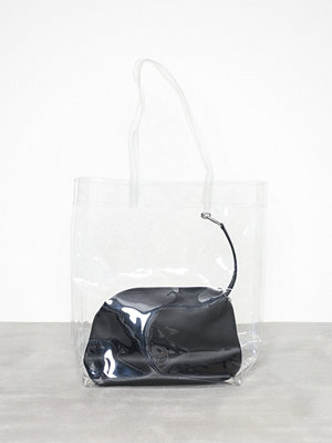 Handväskor - Vero Moda Vmtransparent Shopper Net
