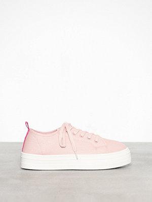 Sneakers & streetskor - Only onlSARINA Contrast Sneaker Rosa