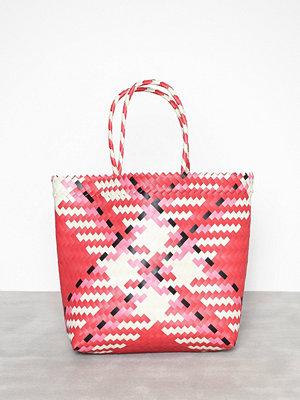 Handväskor - Glamorous Plastic Tote Bag