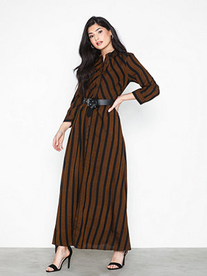 Y.a.s Yaslera Long Shirt Dress Ft