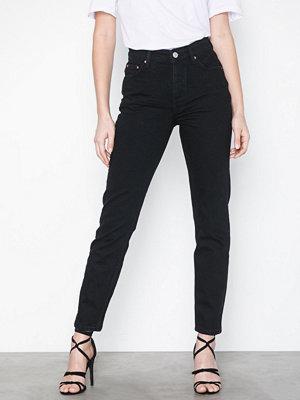 Gina Tricot Original Slim Jeans Offblack