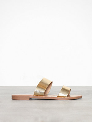 Only onlMANDALA Metallic Sandal