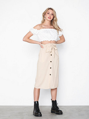 Jacqueline de Yong Jdysierra Pencil Belt Skirt Wvn