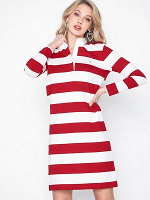 Gant O1. Striped Heavy Rugger Dress