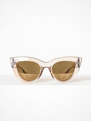 Pieces Pcdona Sunglasses Beige