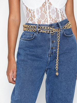 NLY Accessories Chunky Chain Belt