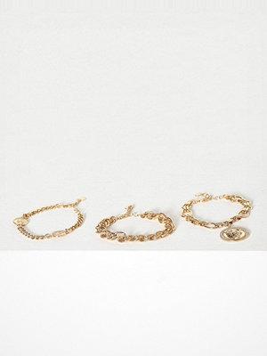 River Island armband Lionhead Chunky Bracelet