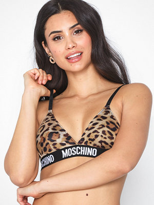 Moschino Triangle Bra