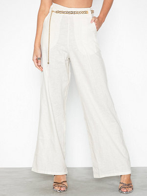 NLY Trend vita byxor Wide Spring Pants