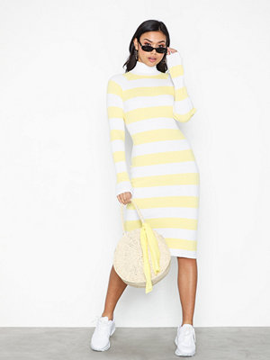 NLY Trend Rib Knit Long Dress