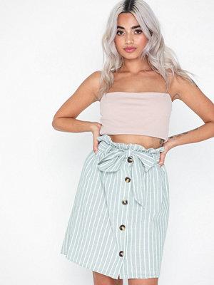 Glamorous Button Skirt
