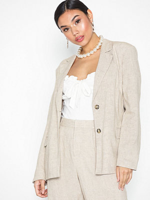 NLY Trend Loose Linen Blazer