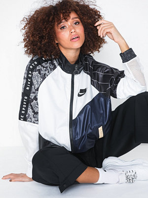 Nike omönstrad bomberjacka NSW Track Jacket