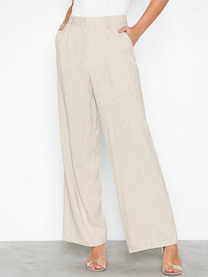 NLY Trend byxor Loose Linen Pants