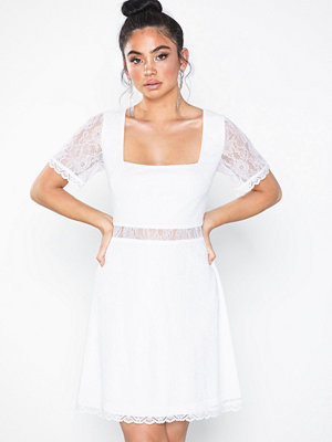 NLY Eve Lace Square Neck Dress