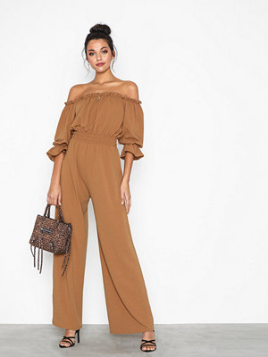 NLY Trend Frill Off Shoulder Jumpsuit