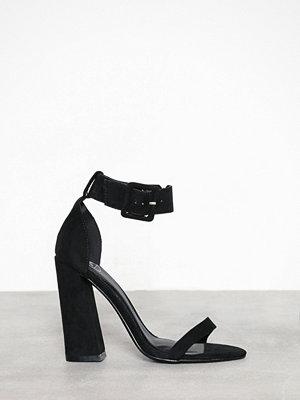 Missguided Buckle Heel