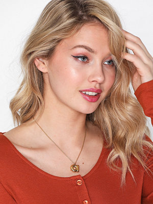 Marc Jacobs halsband Bubbly Pendant Gold A