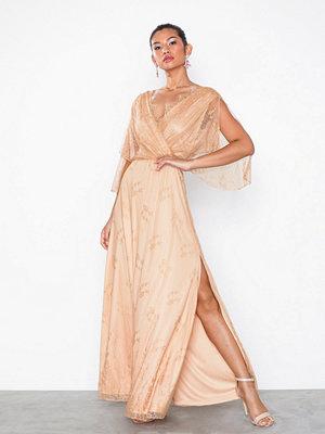 U Collection Maxi Wrap Dress