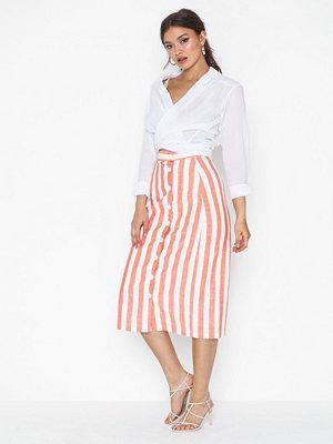 Glamorous Long Striped Skirt