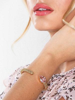 Caroline Svedbom armband Classic Rope Bracelet Rosa