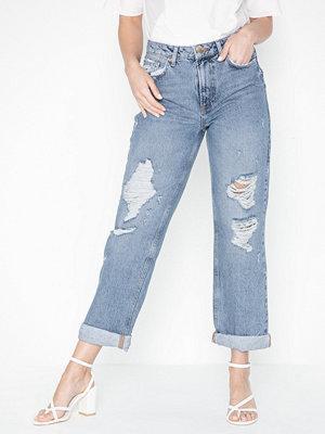 Jeans - River Island Boyfriend Dornan Jeans