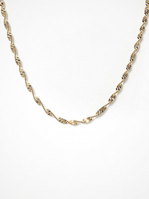 Freedom by Topshop halsband Thick Twist Chain Necklace