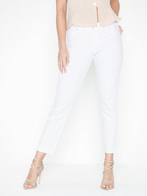 Jeans - Lee Jeans Ellly Raw Off White