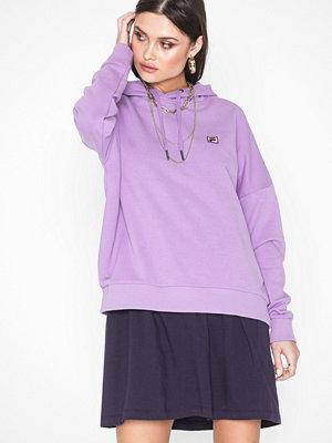 Street & luvtröjor - Fila ADA cropped hoodie sweat