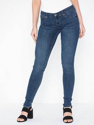 Gina Tricot Skinny low waist superstretch jeans