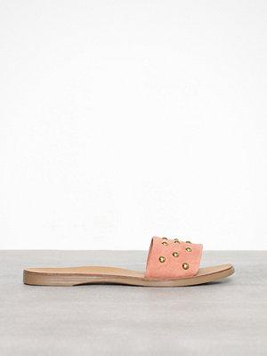 Tofflor - Pieces Pscarola Suede Sandal