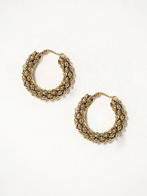 WOS örhängen Big Coco Hoops Earrings
