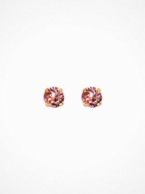 Caroline Svedbom örhängen Classic Stud Earring Rosa