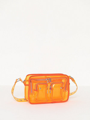 NuNoo Ellie Transparent Orange axelväska