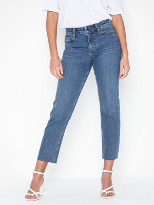 Jeans - Noisy May Nmjenna Nw Straight Ankle Jeans X