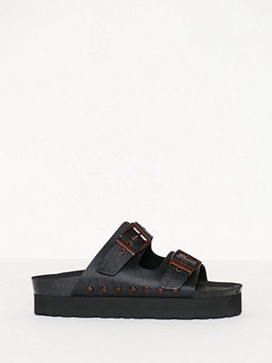 Topshop FOXIE Footbed Sandals