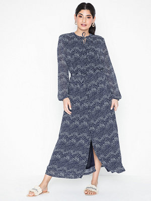 Only onlSTAR Ls Maxi Chiffon Dress Wvn