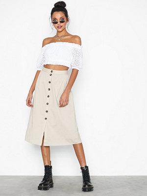Noisy May Nmline Nw Long Skirt Fdx