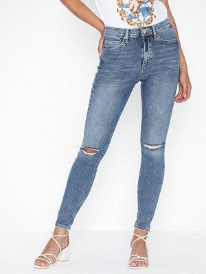 Jeans - Topshop MDT Rip Jeans