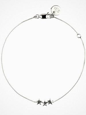 Syster P smycke Snap Bracelet Plain Triple Star