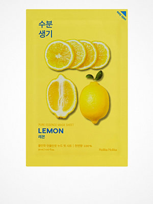 Ansikte - Holika Holika 5-Pack Pure Essence Sheet Mask Lemon