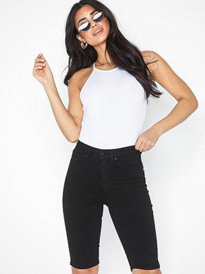 Gina Tricot Molly Biker Denim Shorts
