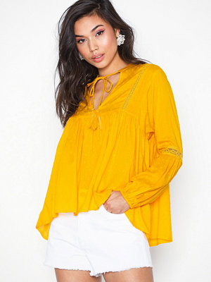 NLY Trend Flowy Boho Blouse